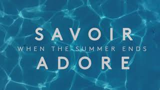When the Summer Ends - Official Audio