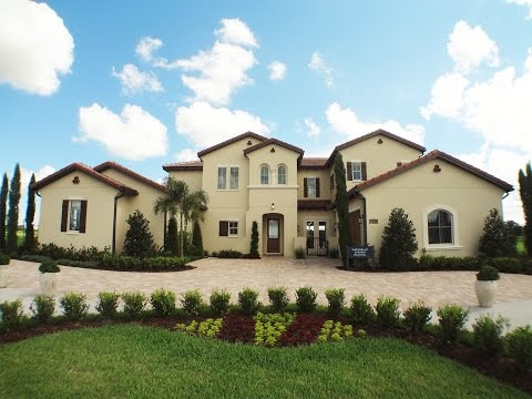 Winter Garden Luxury Homes - Lakeshore by Toll Brothers - Maranello Model