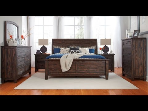 trudell bedroom collection (b658)ashley - youtube