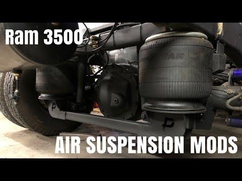 Air Suspension Updates