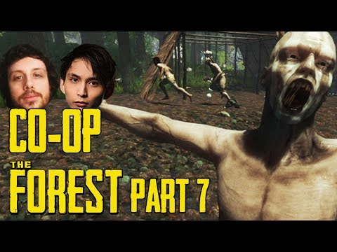 SingSing & Gorgc CO-OP | The Forest - PART 7