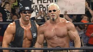 the truth behind the Marcus Bagwell and 2 Cold Scorpio beef