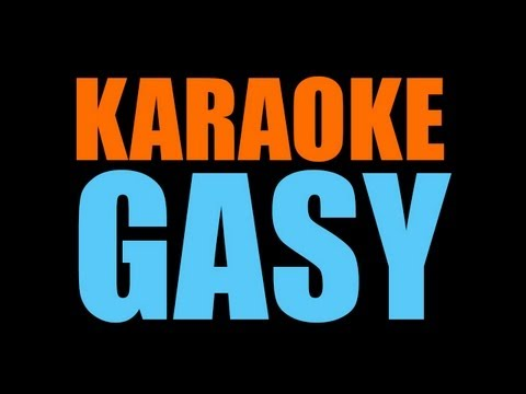 Karaoke gasy: Anyah - Efa voasoratra