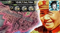 UNIFY RED CHINA IN 1936!! - The People Have Stood Up!