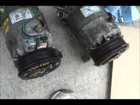 AC pressor 06 Impala  YouTube