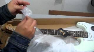 Guitarras Electricas Fender Squier California