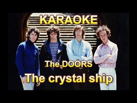 DOORS - The crystal ship - Karaoke - Lyrics