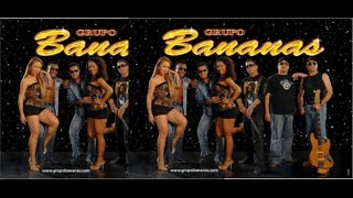 BANANAS - UNA MIRADA TU - MERENGUE