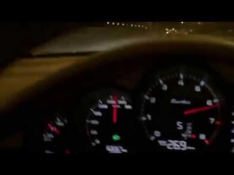 Porsche Panamera Turbo 300 kmh  YouTube