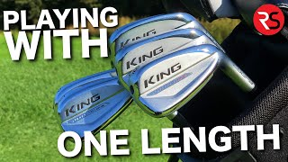 playing-golf-with-one-length-cobra-forged-tec-irons