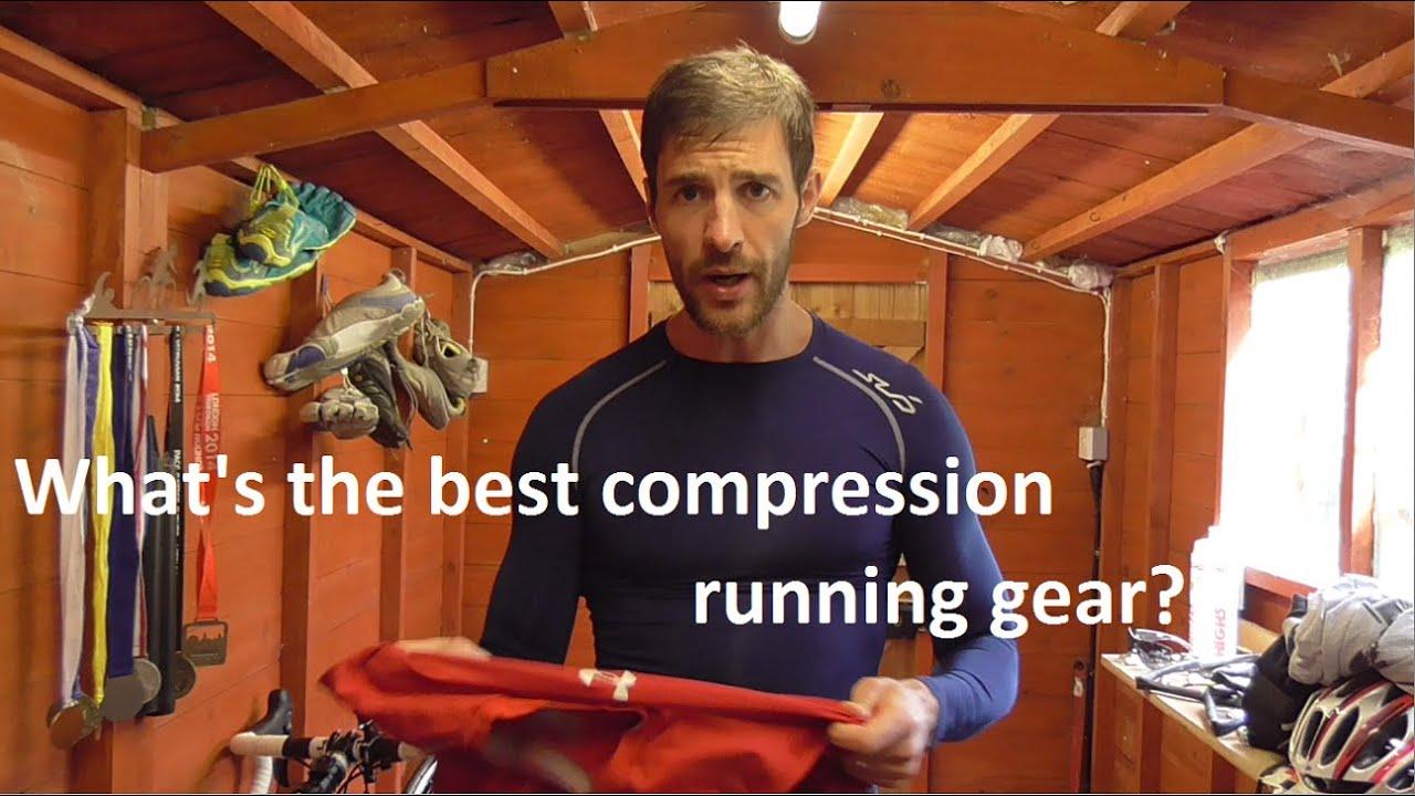 nike compression shirt vs. under armour