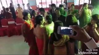 best night dance party (Ashok + ASHA ) WEDDING.