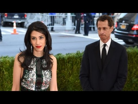 Anthony Weiner, who made trouble for himself by sexting, could get access to ...