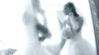 Марина зарисовка в комнате невесты