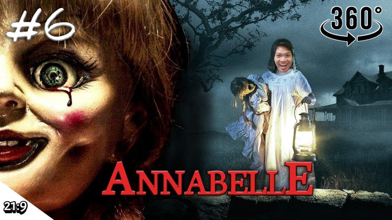 JANGAN SERING2 MAIN BONEKA!!! Annabelle ~Part 6 360 Reaction!!