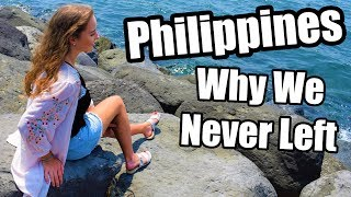 WHY we NEVER left the PHILIPPINES! Brits in the PHILIPPINES!