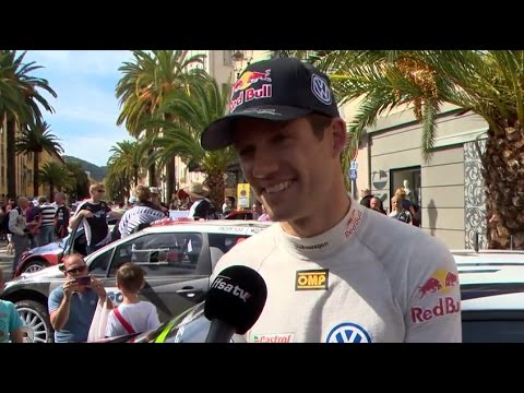 Sébastien Ogier & Julien Ingrassia - Interview Tour de Corse