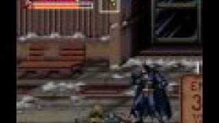 SNES Longplay [039] Batman Returns