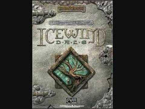 icewind dale main theme
