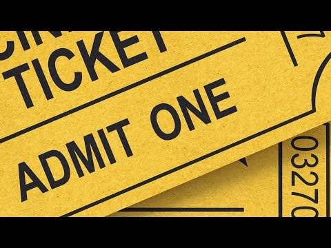 [ASMR] My Ticket Stub Collection -- A Binaural Ramble About Movies and More