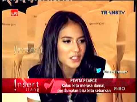 Insert Trans TV  Pevita Pearce 19 April 2015