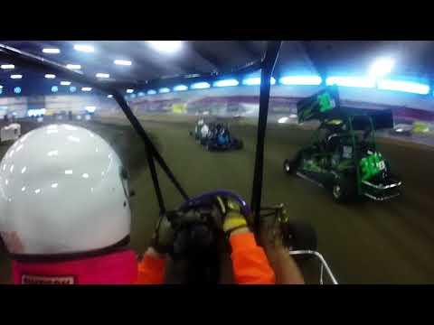 Gage Monroe Indoor Gopro Practice 121717