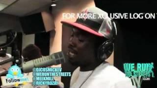 Meek Mill freestyle- Rick Ross Listen In.