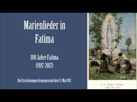 Marienlieder Fatima