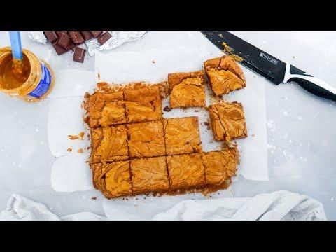 brownie-choco-beurre-de-cacahuete