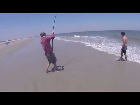 Tybee Island Surf Fishing
