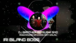 SPECIAL REQUEST BREAKDUTCH FROM JOGJA DJ BROTHER RIO RUAUW SMD
