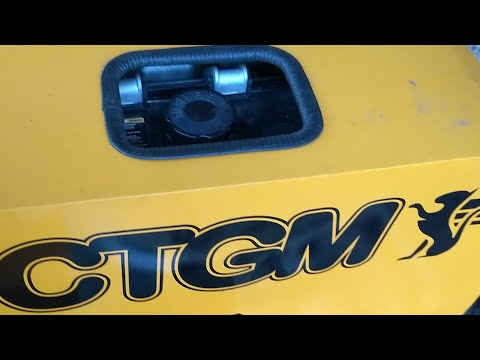 Máquinas e curiosidades da CTGM