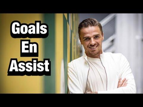 Ben Rienstra Goals