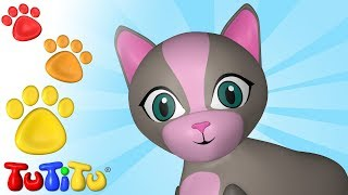 Animal Toys for Children | Cat | TuTiTu Animals