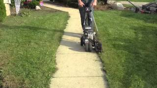 McLane Edger Complete Overview and Demonstration