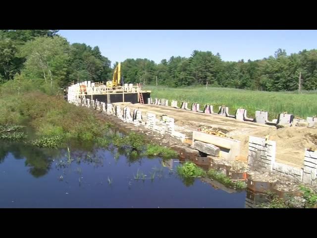 Bruce Freeman Rail Trail - September 2016