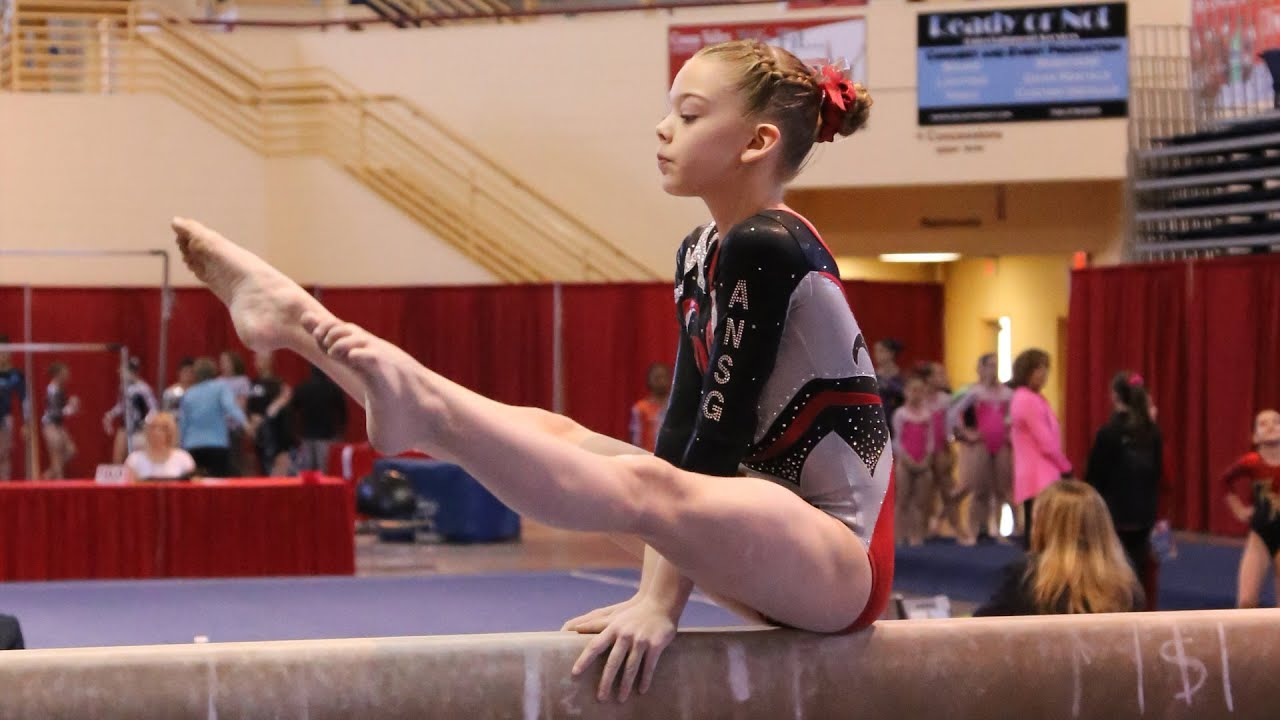 level 7 state gymnastics meet nyc