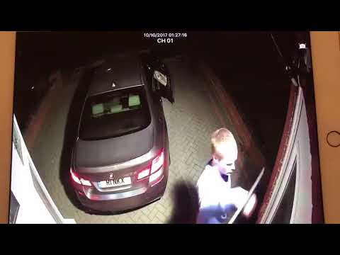 Keyless Car Theft Using Signal Booster 1 Youtube