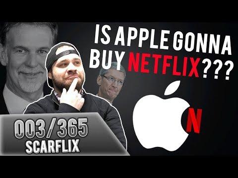 Apple to Buy Netflix for $75 BILLION??? 003