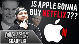 Apple to Buy Netflix for $75 BILLION??? [003]