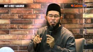 MEET & GREET RAMADHAN - Ustadz Muhammad Nuzul Dzikri.Lc