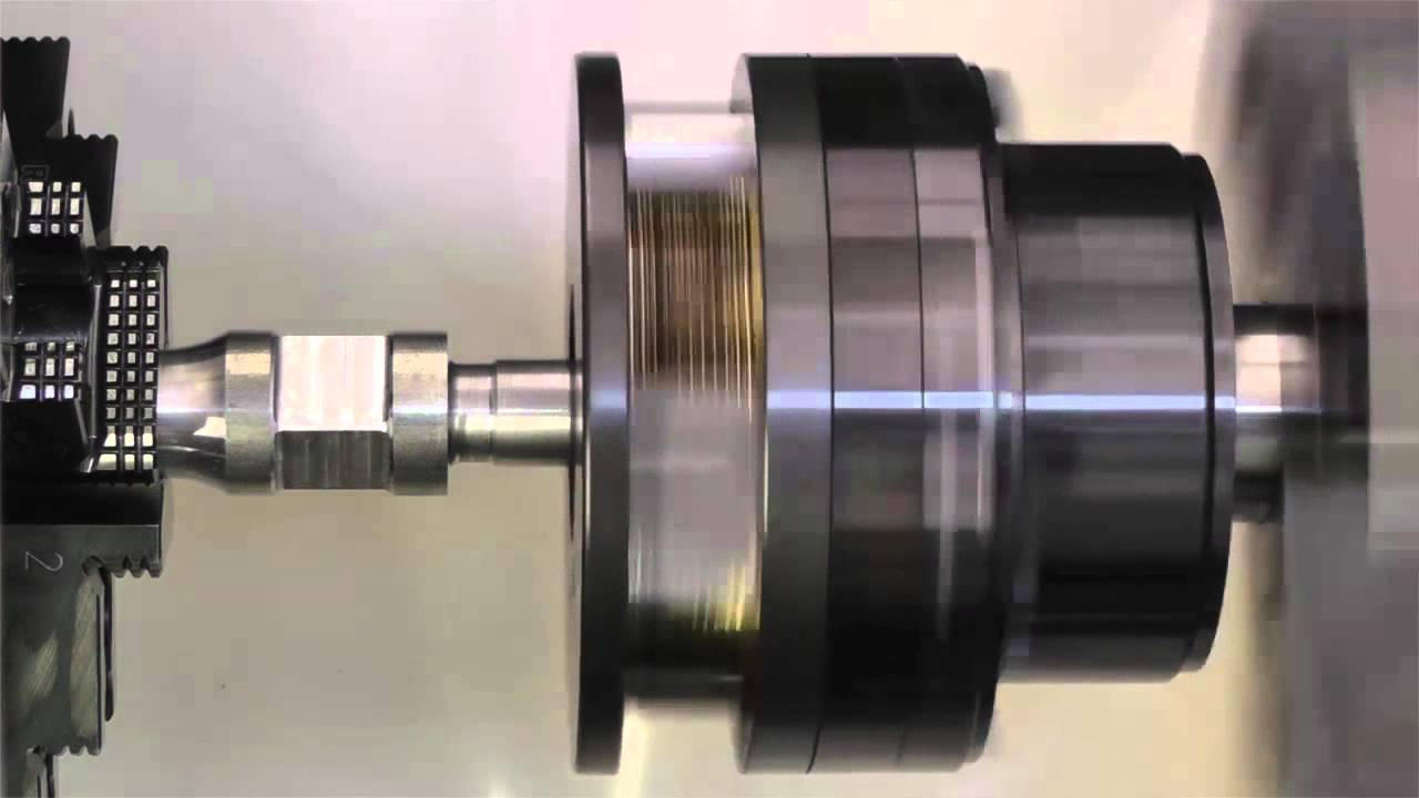 LMT Fette - API thread rolling heads and forming taps