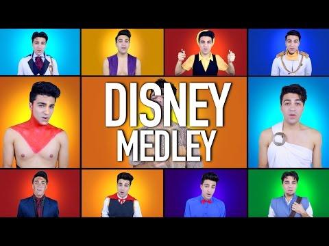 DISNEY MEDLEY  Daniel Coz