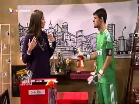 Los premios de Iker y Sara