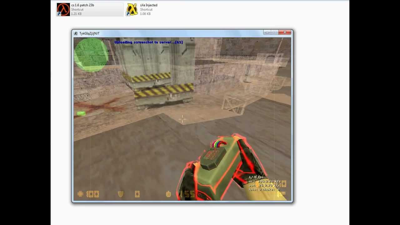 Xzone reactor gh0s7 h4x for sxe 12. 3 hack clean screenshots.