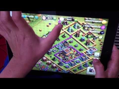 Gam ing on Clash Of Clans