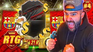 OMG!! OUR BEST FIFA 21 PACK ON THE RTG!!!! #04