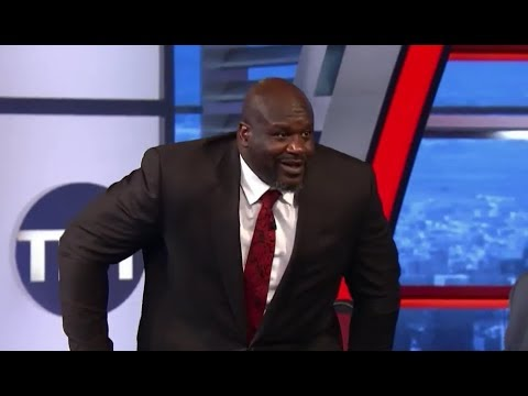 Shaq Gets Pissed b/c Everyone Keeps Calling Him Shrek - Inside The NBA