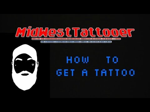 How To Get Tattoo Advice To New Clients