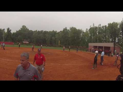 vs Harrells Christian Academy (4th inning States)